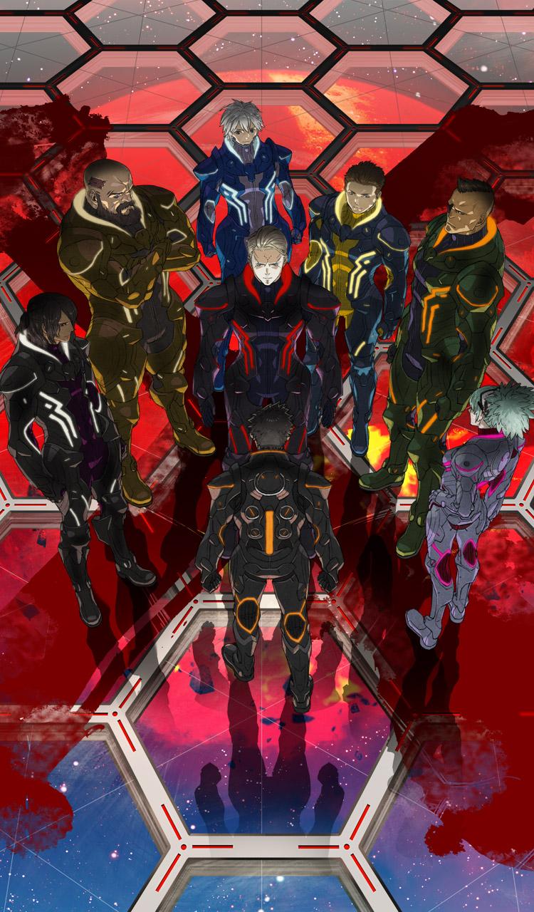 Daemon X Machina デモンエクスマキナ 公式webサイト